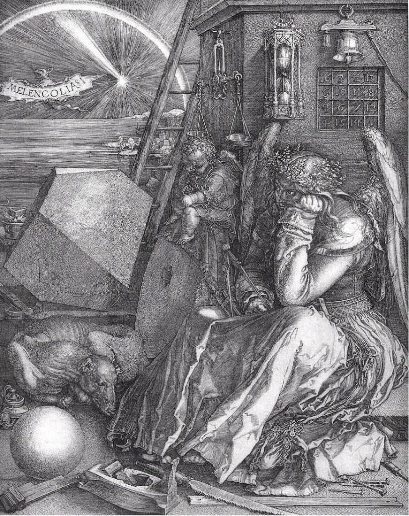 Durero. Melancolía. Año 1514