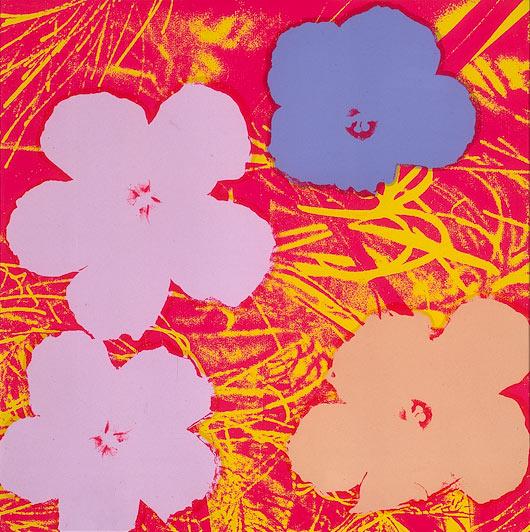 Warhol. litografía offset. 1964
